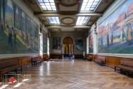 interior capitole Toulouse