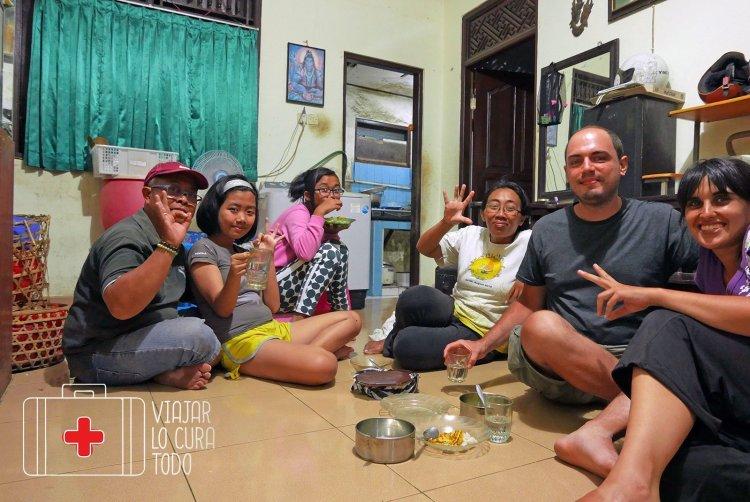 couchsurfing Bali