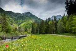 Jezersko valley