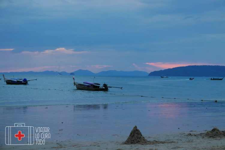 Ao Nang Krabi Beach