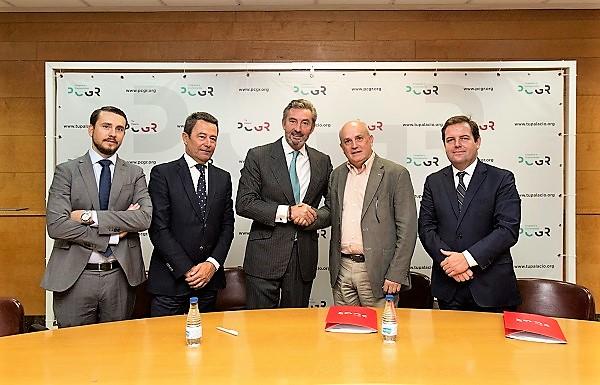 El Palacio de Congresos y Exposiciones de Granada y Barceló se unen