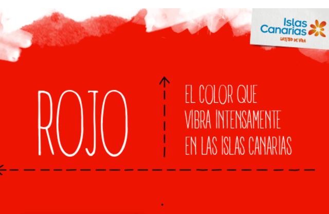 ¿Por qué el rojo es distinto en las Islas Canarias?