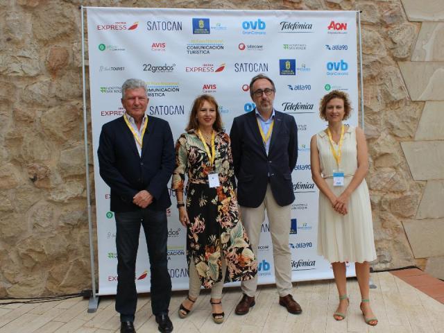 Iberia Express, aerolínea oficial del III Foro de Comunicación Turística