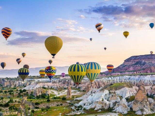 Los 15 mejores lugares que no te puedes perder en Turquía