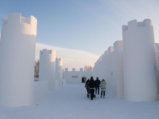 Los mejores iglús y hoteles de hielo del mundo para una escapada