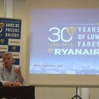 Ryanair no Porto com 2 novas rotas: Copenhaga e Colónia