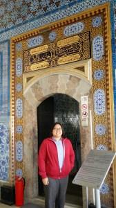Viajera Filipina Mary Charmel Samonte