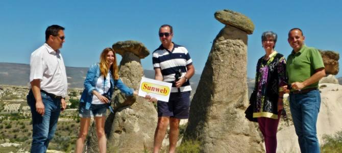 #SunwebTurquía: Ingredientes para un sorprendente blogtrip a Capadocia