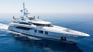 Benetti dévoile sa toute nouvelle merveille : l'Ocean Paradise.