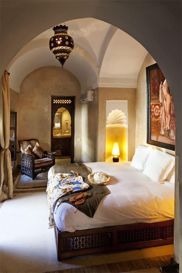Ryad Les Cigognes (Marrakech, Morocco) - Guest house Reviews