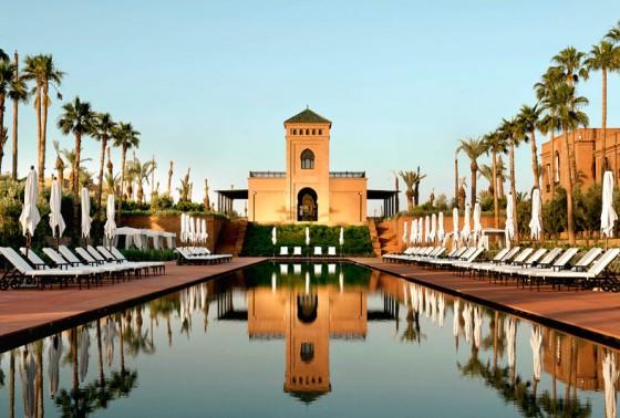 Les Plus Belles Piscines De Marrakech Viaprestige Lifestyle