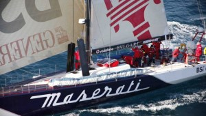 yacht maserati