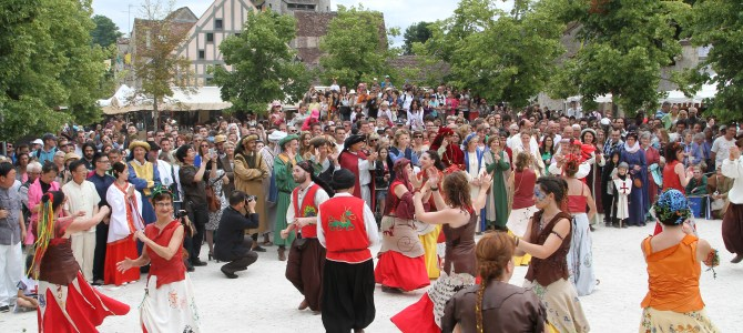 Medieval Magic In Provins
