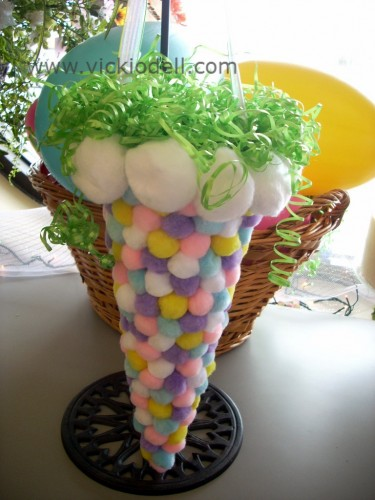 Easter Basket Alternative - The Cone