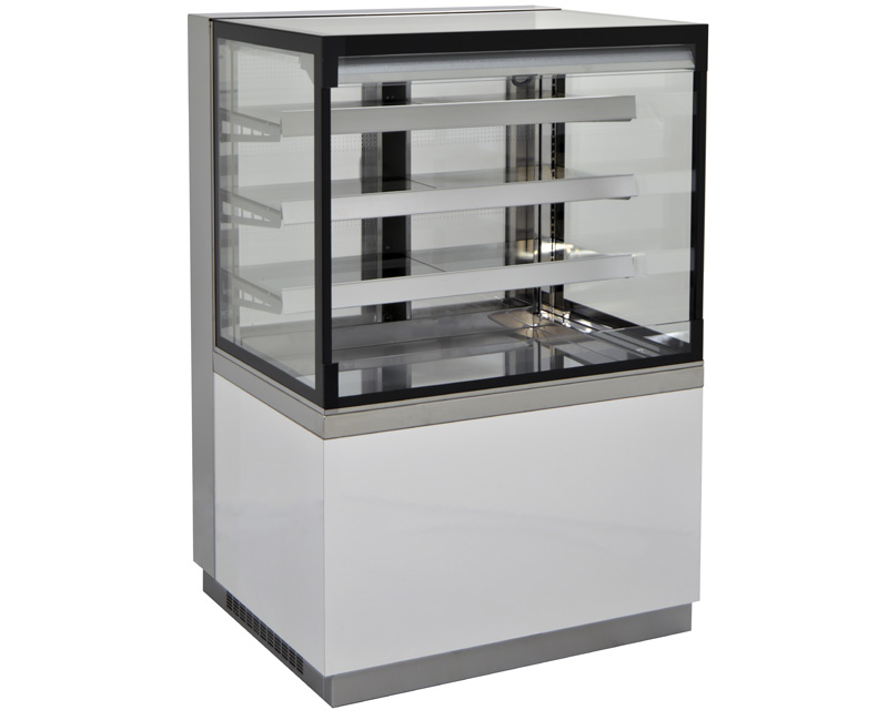 refrigerated display case SER90SP - 900 x 750 x 1350mm