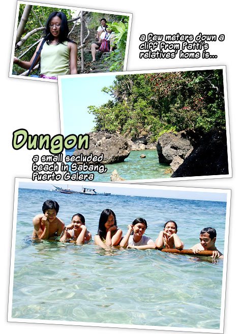 Dungon, Sinandigan, Puerto Galera, Oriental Mindoro