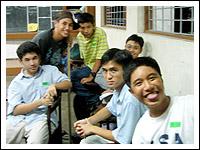 Bodi, Toff, Ory, some member, Bill, Victor