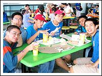 Pendix, Jona, Jake, Andrew, Josh, Raf