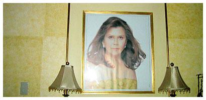 portrait of Mrs. Gina de Venecia