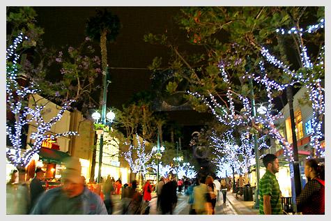 Promenade, Santa Monica, CA