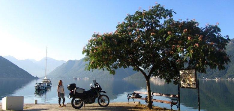 Vidaenmoto en Kotor