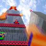 Retro_Tower___Donkey_Kong___by_RETROnoob