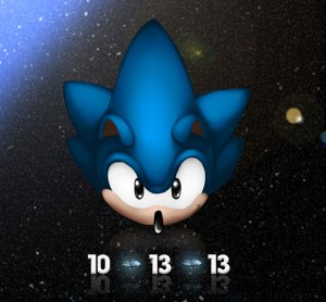 Club Needlemouse, a 9 track Sonic the Hedgehog tribute is due out on October 13th