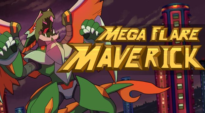 Mega Flare - Maverick (GameChops MegaMan Chiptune Album)