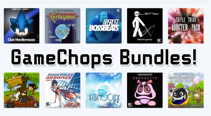 GameChops Bundle Feature