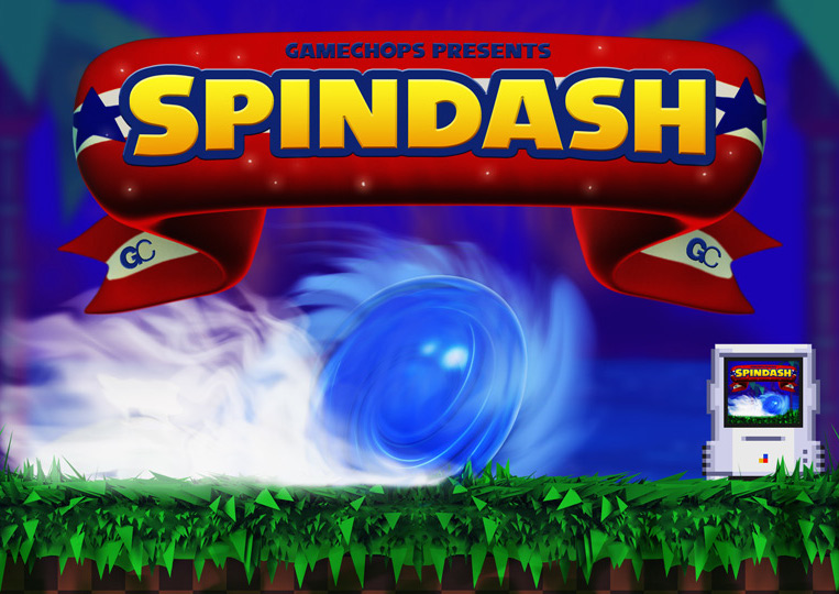 Spindash: A Super Sonic Remix Album from GameChops