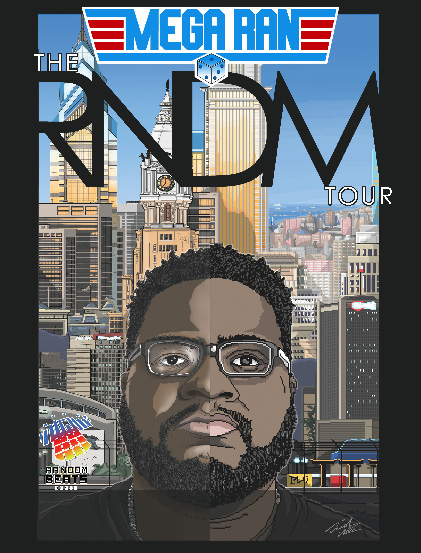 MegaRan August September 2015 Tour