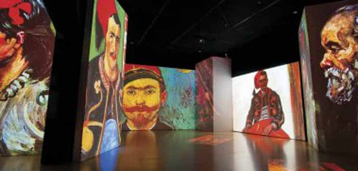 Van Gogh Alive – The Experience – Mostra a Roma