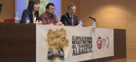 Jornadas El Impulso de las nuevas infraestructuras del transporte en Albacete