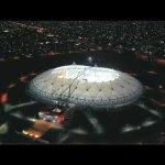 Cubierta del Estadio Ciudad de La Plata
