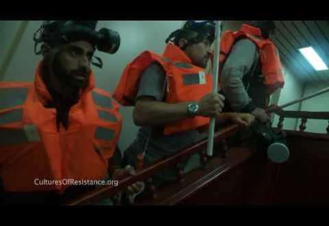 Mavi Marmara under Attack by the Israel IDF 60min 6 7