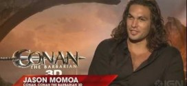 Conan the Barbarian Cast Interviews