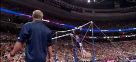 Chellsie Memmel Uneven Bars 2008 Olympic Trials Day 2