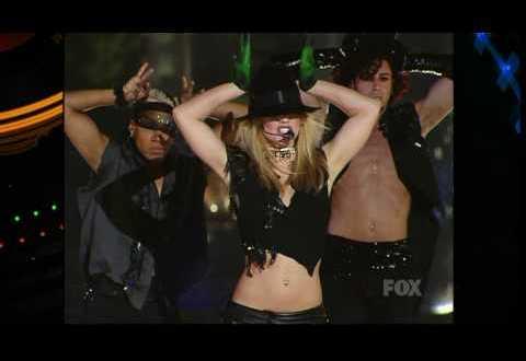 Britney Spears I ma Slave 4U live Billboard Music Awards 2001