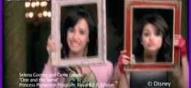 Demi Lovato Selena Gomez One and the same Spanish lyrics