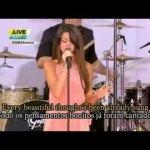 Selena Gomez Love You Like A Love Song Live Legendado