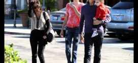Kourtney Kardashian Scott Disick Kendall Jenner and Mason Dash Disick