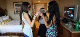 PeterSark com Exclusive Video Kardashian Sisters Love Super Sako
