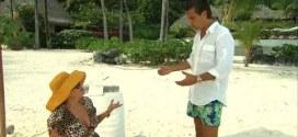Kardashians Bonus Bora Bora Boardroom