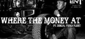 WHERE THE MONEY AT by Young SR feat Zoeja and Yung Fleet [HD]