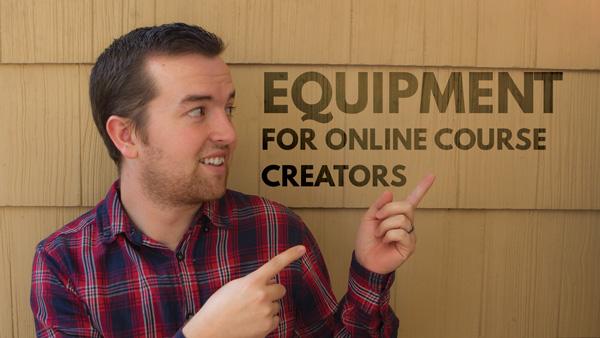Equipment-for-Online-Course-Creators