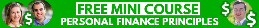 free personal finance mini course
