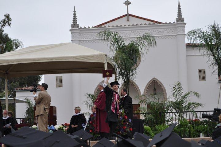 phil ebiner graduation