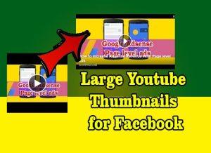 make youtube thumbnails