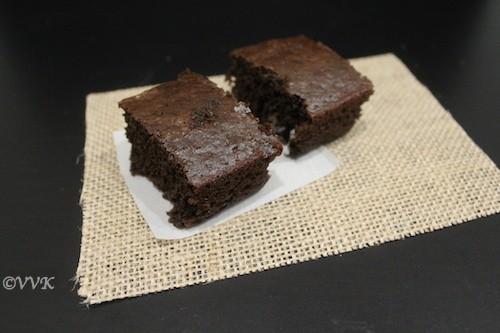 BrownieSlice