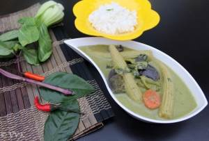 ThaiVegetarianGreenCurry